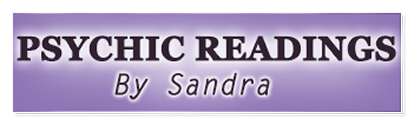 Psychic Readings By Sandra Logo